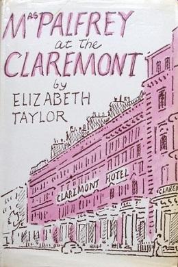 Mrs  Palfrey at the Claremont (novel) - Wikipedia