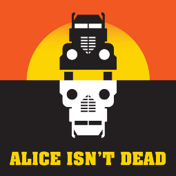 Picture of a book: Alice Isn't Dead