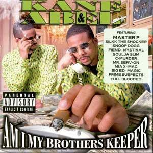 <i>Am I My Brothers Keeper</i> 1998 studio album by Kane & Abel