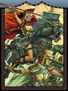 Amazons Attack! - Wikipedia