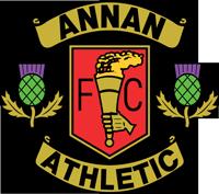 Annan Athletic FC logo.png