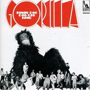 <i>Gorilla</i> (Bonzo Dog Doo-Dah Band album) 1967 studio album by Bonzo Dog Doo-Dah Band