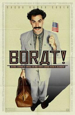 Borat (2006) movie poster