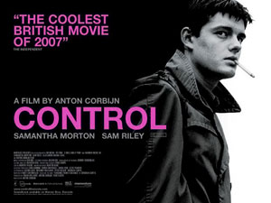 Control (2007) movie poster