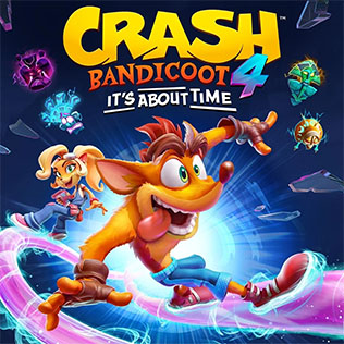 <i>Crash Bandicoot 4: Its About Time</i> 2020 video game