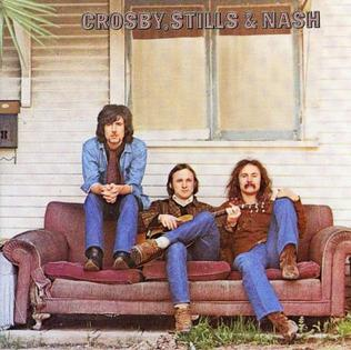 <i>Crosby, Stills & Nash</i> (album) 1969 studio album by Crosby, Stills & Nash