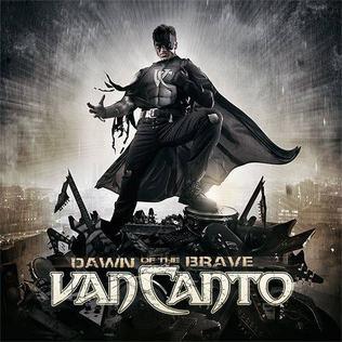 <i>Dawn of the Brave</i> 2014 studio album by Van Canto