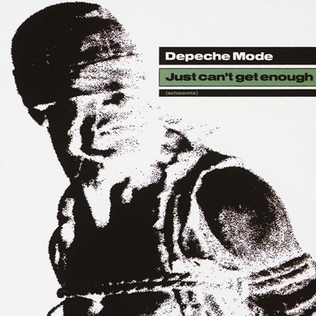 Depeche Mode — Just Can't Get Enough (studio acapella)