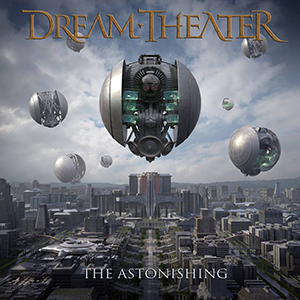 <i>The Astonishing</i> 2016 studio album by Dream Theater