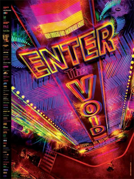 Enter the Void (2009) movie poster