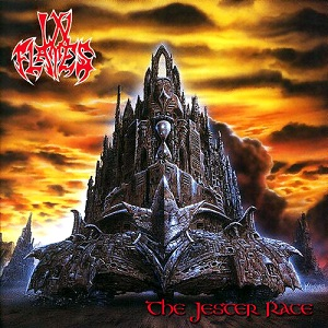 <i>The Jester Race</i> 1996 studio album by In Flames