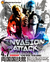 Invasion Attack (2013)