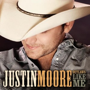 <i>Outlaws Like Me</i> 2011 studio album by Justin Moore