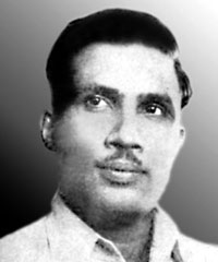 K. Damodaran Indian writer
