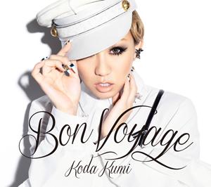 <i>Bon Voyage</i> (Koda Kumi album) 2014 studio album by Kumi Koda
