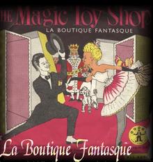 <i>La Boutique fantasque</i> ballet