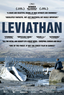 Leviathan movie poster
