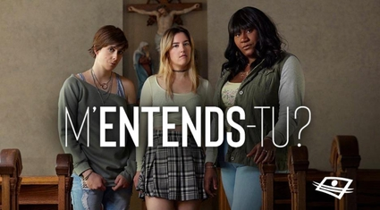 Picture of a TV show: M'entends-Tu ?