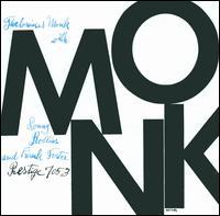 Monk (1954 album) - Wikipedia