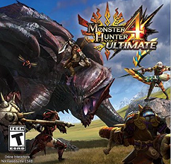<i>Monster Hunter 4</i> 2013 video game