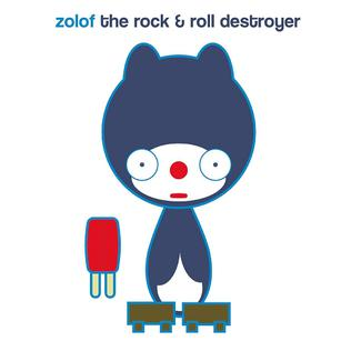 <i>The Popsicle</i> extended play by Zolof the Rock & Roll Destroyer