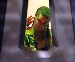 The End (<i>Red Dwarf</i>) 1st episode of the first season of Red Dwarf