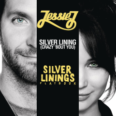 Jessie J — Silver Lining (Crazy 'Bout You) (studio acapella)