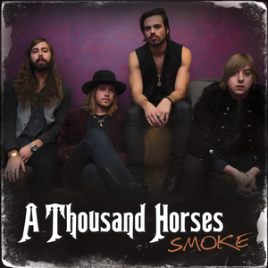A Thousand Horses — Smoke (studio acapella)