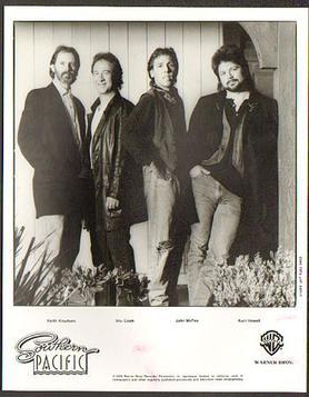Nashville Used Music >> Southern Pacific (band) - Wikipedia