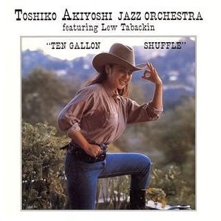 album by Toshiko Akiyoshi – Lew Tabackin Big Band