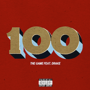 The Game featuring Drake — 100 (studio acapella)