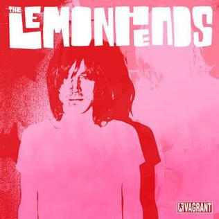 self-titled album by The Lemonheads