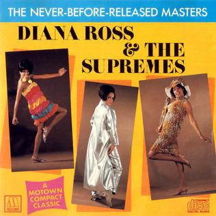 <i>The Never-Before-Released Masters</i> 1987 compilation album by The Supremes