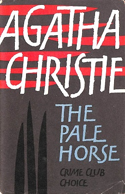 Image result for the pale horse first edition