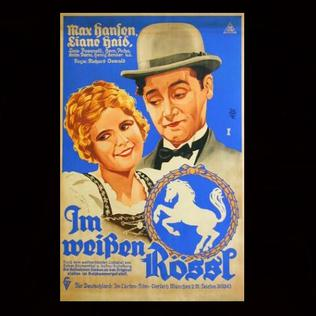 <i>The White Horse Inn</i> (1926 film) 1926 film by Richard Oswald