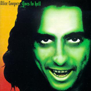 <i>Alice Cooper Goes to Hell</i> 1976 studio album by Alice Cooper