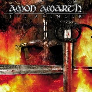 <i>The Avenger</i> (album) 1999 studio album by Amon Amarth
