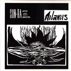 <i>Atlantis</i> (Sun Ra album) 1969 studio album by Sun Ra