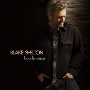 Blake Shelton Christmas Special 2021 Body Language Blake Shelton Album Wikipedia
