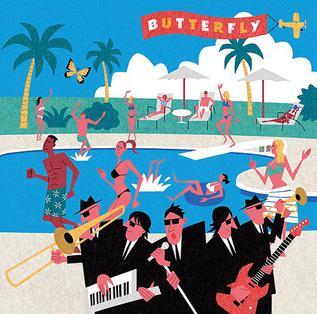 <i>Butterfly</i> (Deen album) 2016 studio album by Deen