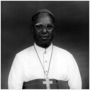 Dominic Vendargon Malaysian archbishop