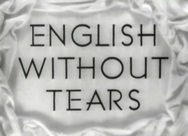 <i>English Without Tears</i> 1944 film by Harold French