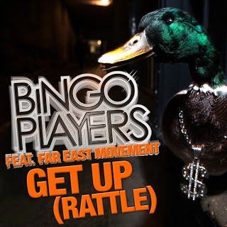 Bingo Players featuring Far East Movement — Get Up (Rattle) (studio acapella)