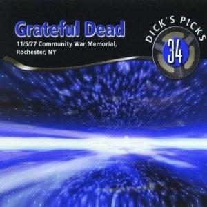 Grateful Dead - Dick's Picks Volume 34.jpg