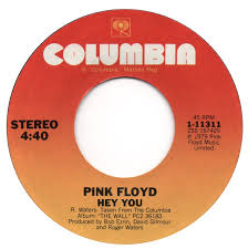 Hey You (Pink Floyd song) 1979 song by Pink Floyd