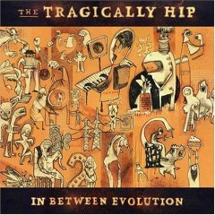 <i>In Between Evolution</i> album by The Tragically Hip