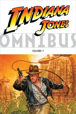 Indiana Jones comic books