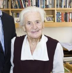 Ines Mandl Austrian-born American biochemist