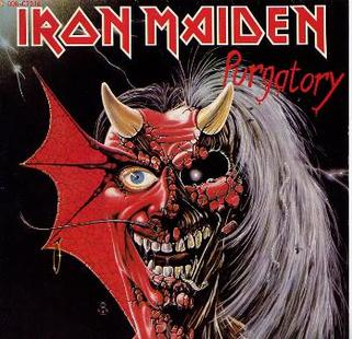 Cover image of song Purgatory by Iron Maiden
