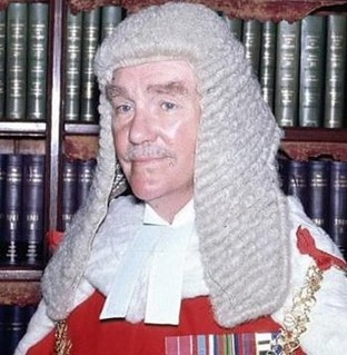 John Widgery, Baron Widgery English judge (1911–1981)
